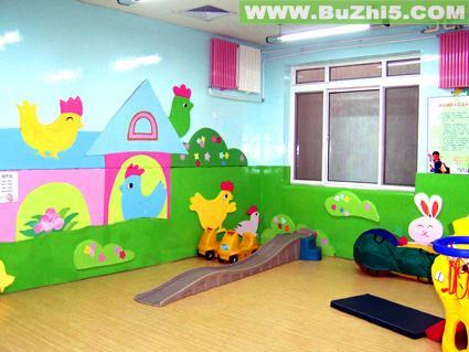 幼儿园室内环境布置图片大全