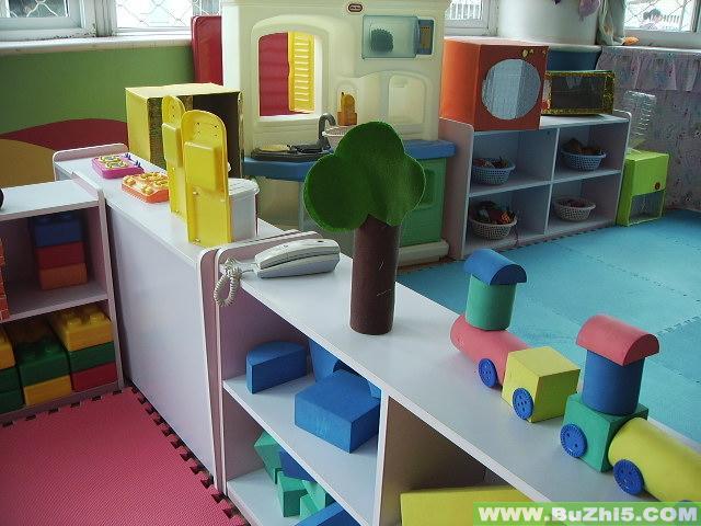 幼儿园活动室建筑区布置大全