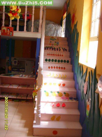 水果楼梯室内楼梯布置